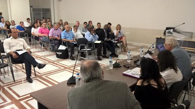 Σεμινάριο για την οζώδη δερματίτιδα πραγματοποιήθηκε στην Αλεξανδρούπολη