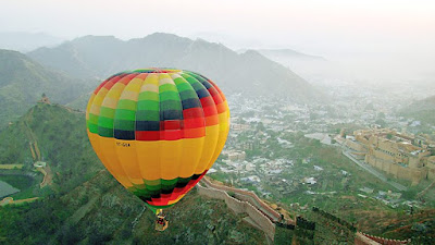 Hot Air Ballooning, Jodhpur