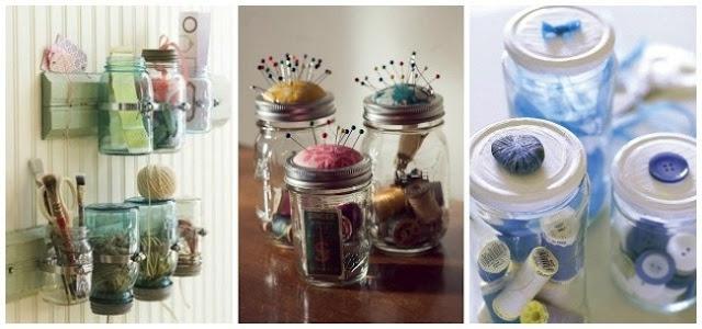 Ideas para decorar con botellas de vidrio for Ideas para decorar botellas