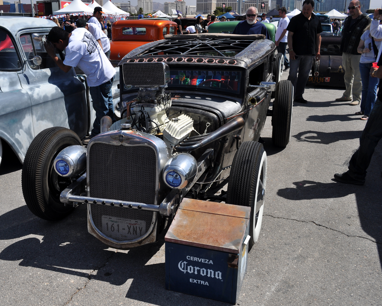 Just A Car Guy: Street Rods Hot Rods of Chihuahua Mexico brought ...