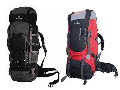 Экспедиционные рюкзаки фирмы Fjord Nansen