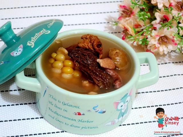 【湯水食譜】羊肚菌姬松茸栗子紅蘿蔔素湯 補腦提神 幫助消化   湯水   Sundaykiss 香港親子育兒資訊共享平臺