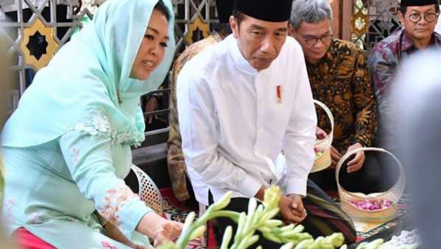 Jaringan Gus Dur dan Kiai Kampung Jadi Kunci Kemenangan Jokowi-Ma'ruf di Jatim