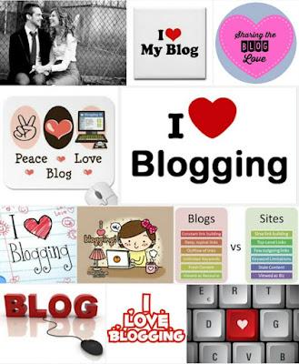 Cinta Pada Blog