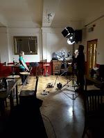 MOOC filming