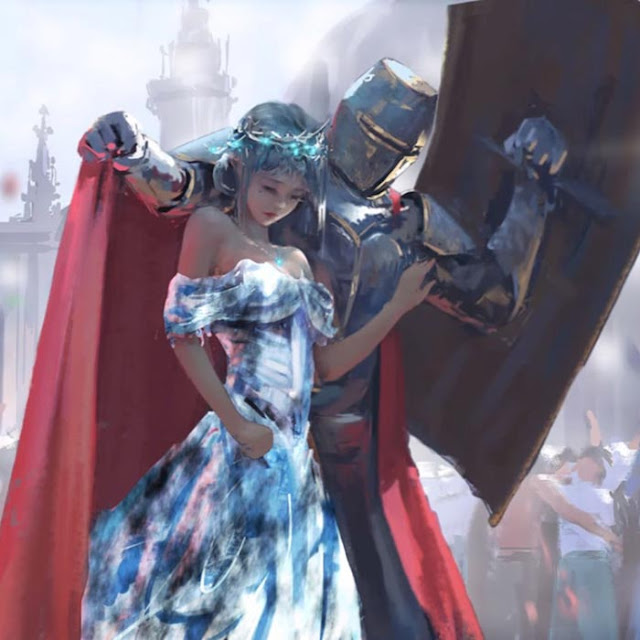 Eurielle Carry Me Wallpaper Engine