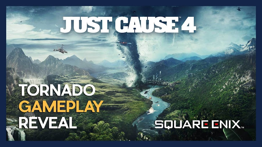 just cause 4 gameplay trailer tornado