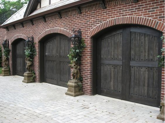 Romancing The Home Romancing The Garage Door
