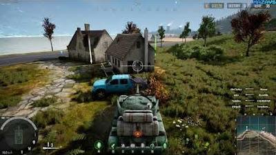 Gameplay en Refight: Burning Engine