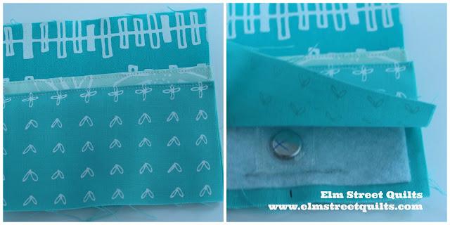 Elm Street Quilts Credit Card Carrier