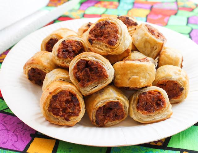 Food Lust People Love: Patatas Bravas Chorizo Sausage ...
