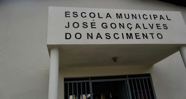 Escola municipal de Solidão – PE