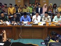 DPR - Pemerintah Tetapkan Biaya Haji 1439H/2018M Sebesar Rp 35,235.602