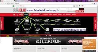 jenis permainan live casino online mobile di situs qqklik terpercaya Indonesia