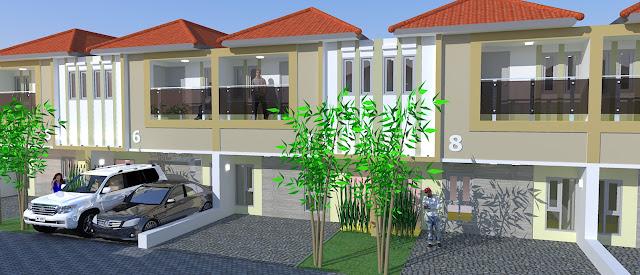 Gambar Rumah Bertingkat