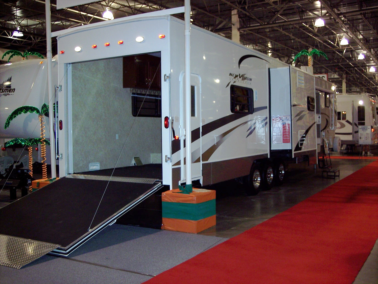 Rocinante: FOR SALE 2006 43 ft K-Z Fifth Wheel RV and 2004