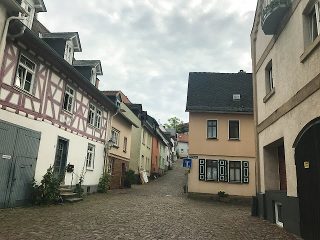 Idstein Germany Pedestrian Zone