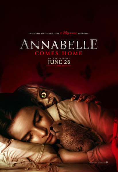 Annabelle Comes Home (2019) Dual Audio [Hindi-Cleaned] 720p