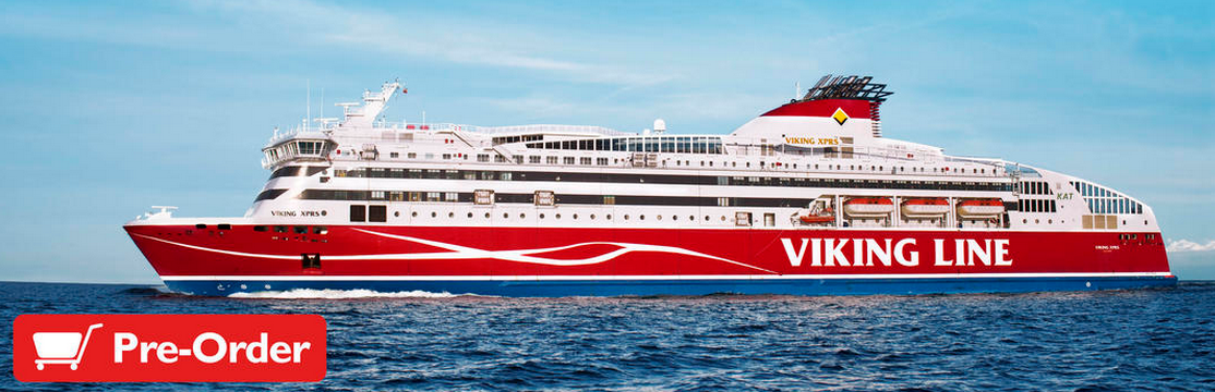 Viking Line Pre Order