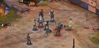 ash of gods gameplay shots