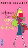 Couverture Confessions d'une accro du shopping de Sophie Kinsella