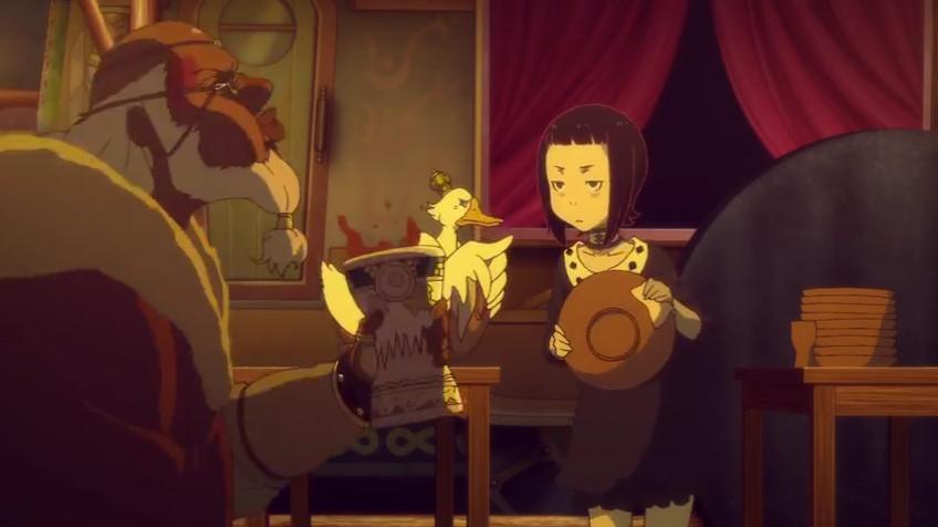 アニメ「バハソウル」6話感想:そうか、わかった・・・大人になって必ず帰ってこい・・・(違)