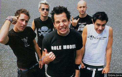 Simple Plan Role Model T-Shirt. PYGear.com