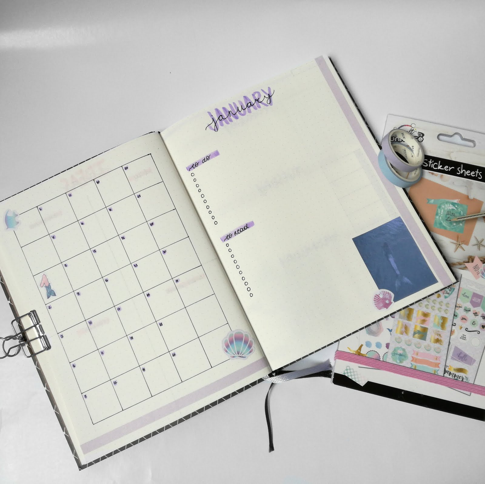 Latest Bullet Journal post!