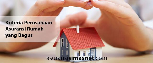 Pertimbangkan Dalam Memilih Asuransi Rumah