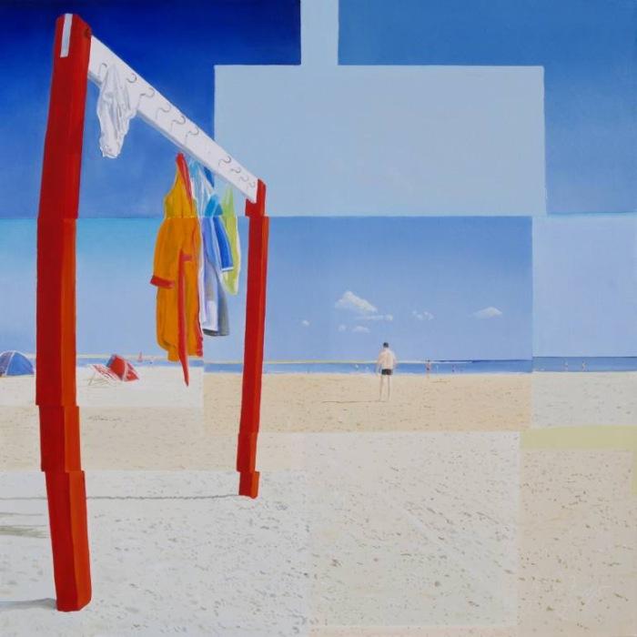 Немецкий художник. Hans-Gerhard Meyer