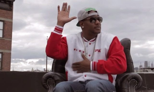 Vídeo - Cam'ron – Touch The Sky f. Wiz Khalifa & Smoke DZA