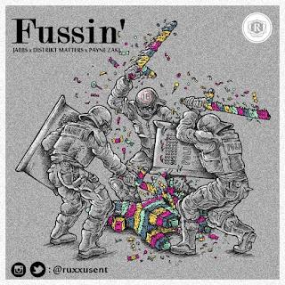 [Music] Ruxxus - Fussin | @RuxxusEnt