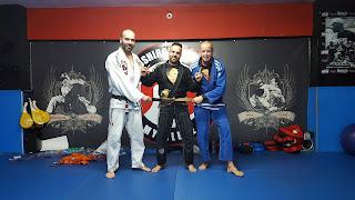 Με μεγάλη επιτυχία και πλήθος κόσμου διεξήχθη το σεμινάριο του Brazilian jiu jitsu στην σχολή του Χρήστου Αλαφακη στην Μυτιλήνη (pics)