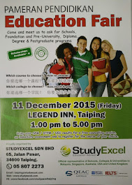 StudyExcel & TheStar  Education Fair