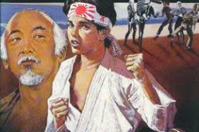 Dibujo Karate Kid