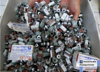 Problemas de Seguridad con la Vacuna contra el Dengue