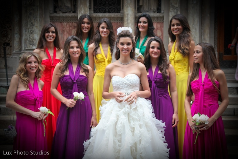 Bright Coloured Bridesmaid Dresses: DressyBridal: Bridesmaid Dresses In Different Colors