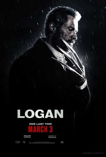 Logan 2017 Hindi Dubbed HDCAM 800MB