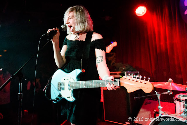 Pony at The Silver Dollar Room for Canadian Music Week CMW 2016, May 4 2016 Photos by John at One In Ten Words oneintenwords.com toronto indie alternative live music blog concert photography pictures