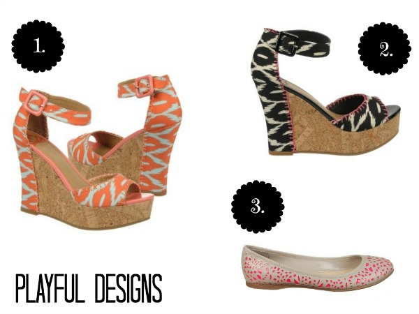 Spring 2013 Shoe Trends And 50 Famous Footwear Gift Card