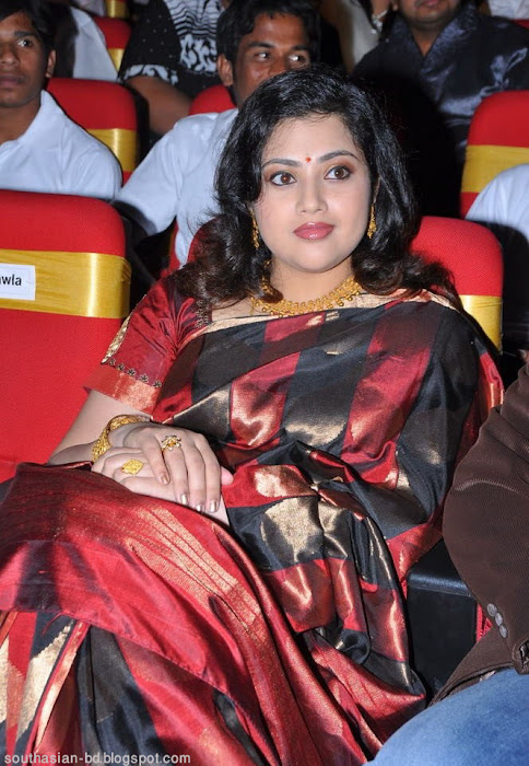 meena at tsr tv film awards hot images