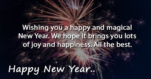Happy New Year Message Photos Pictures