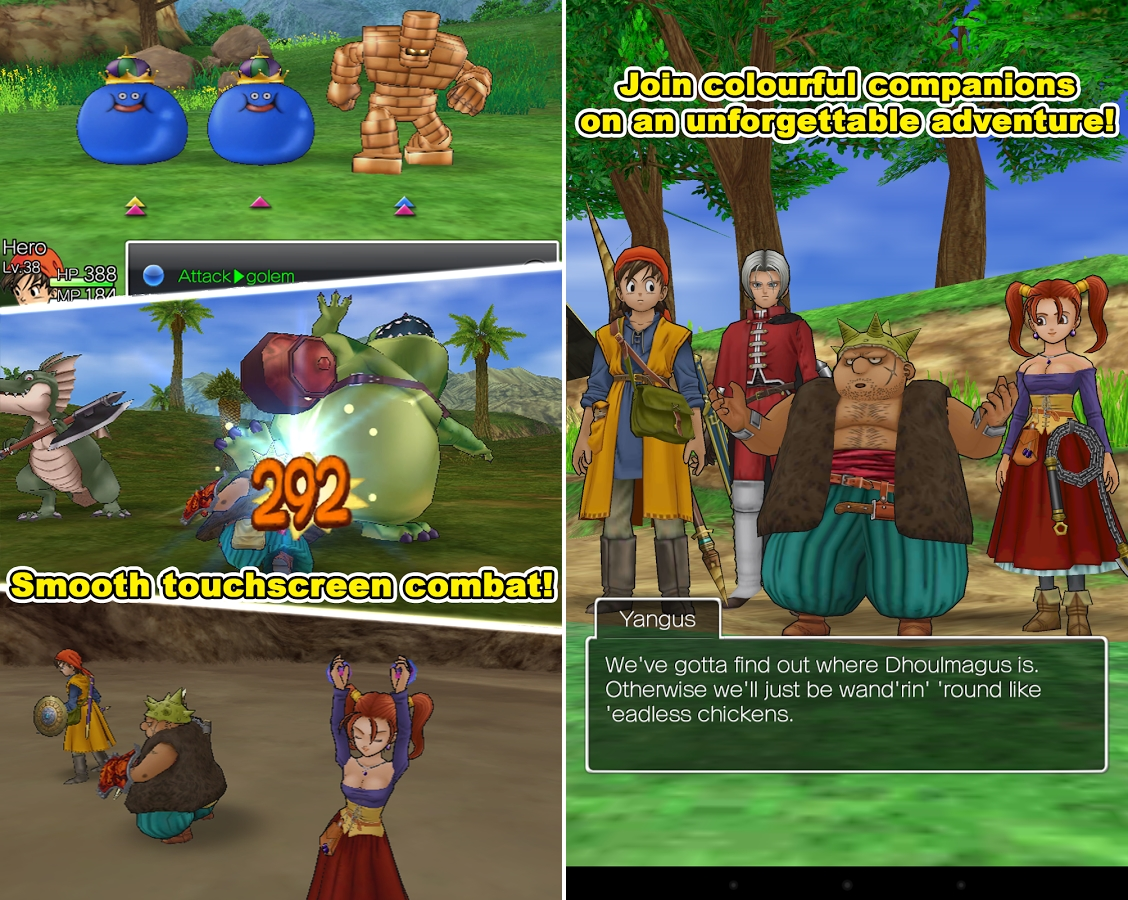 download dragon quest 1 mod apk