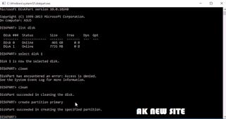 Flash Disk jadi Bootable tanpa Software