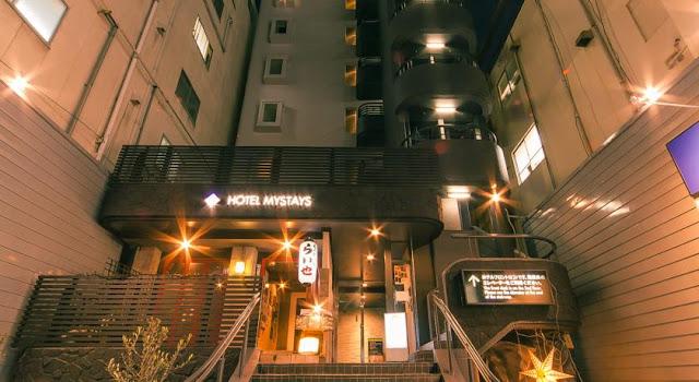心齋橋滿意酒店 Hotel MyStays Shinsaibashi