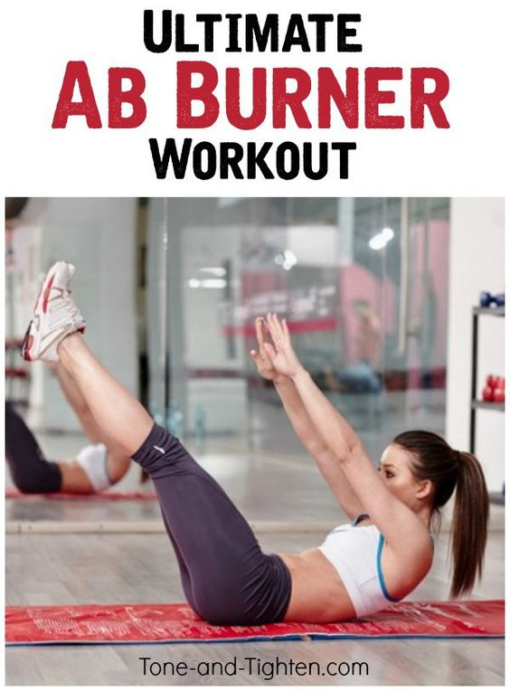 The Ultimate Burner Workout