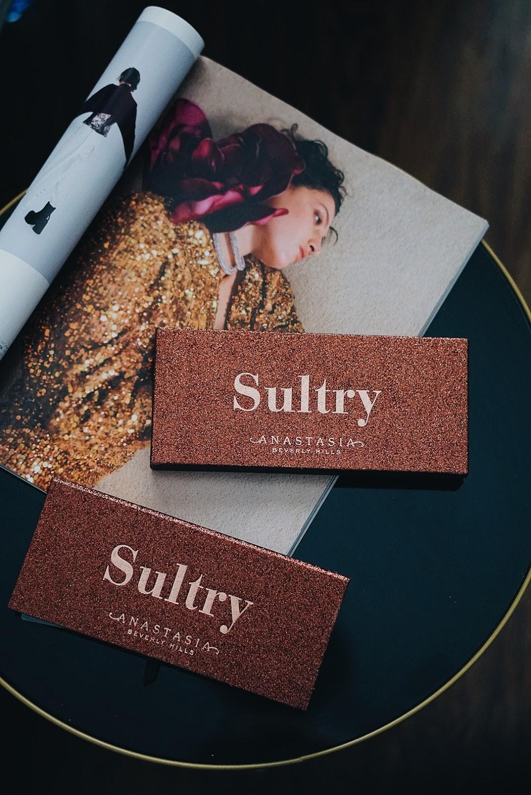 SULTRY - ANASTASIA BERVERLY HILLS  sephora promocja kod