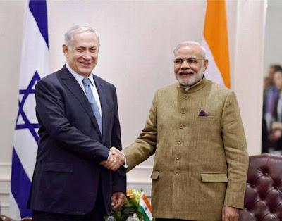 Israeli PM Benjamin Netanyahu on India Visit
