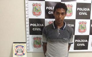 Acusado de assaltos na região é preso no Distrito de Flores