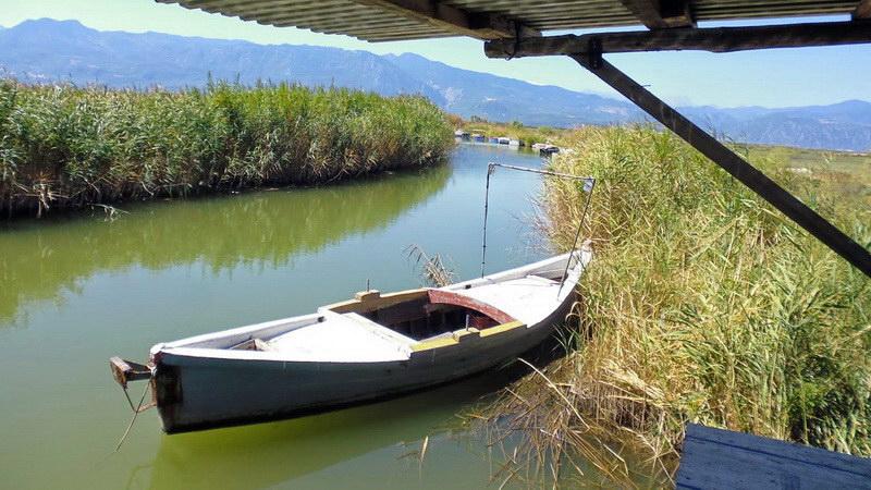 Απαγόρευση αλιείας σε ποταμούς, ρέματα και σε λοιπούς υδάτινους σχηματισμούς του Νομού Έβρου